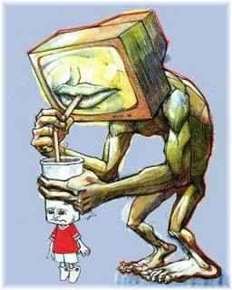 Televizyonun Zehir Etkisi